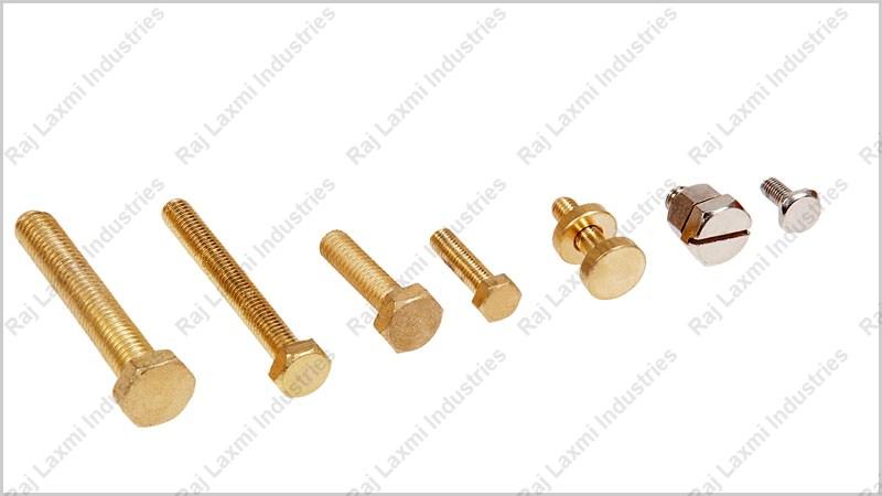 Brass Bolts Brass Split Bolts Brass Bolts Manufacturers