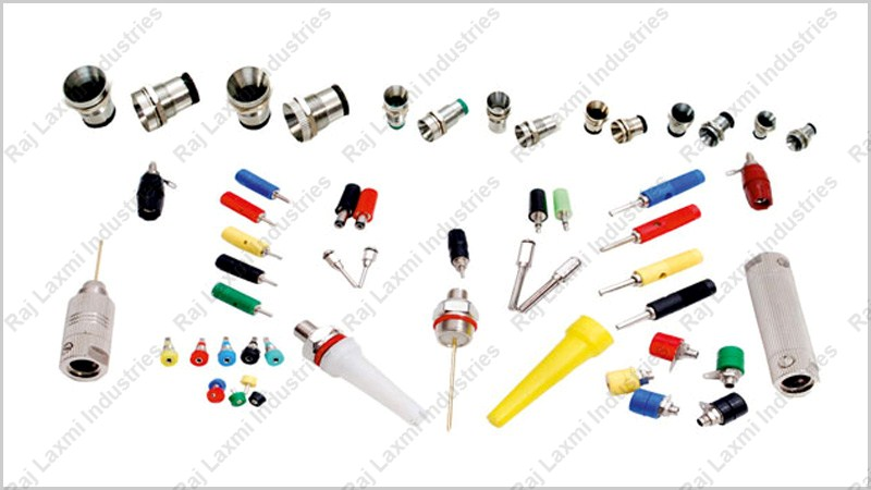 brass electronic parts, brass electronic components, brass