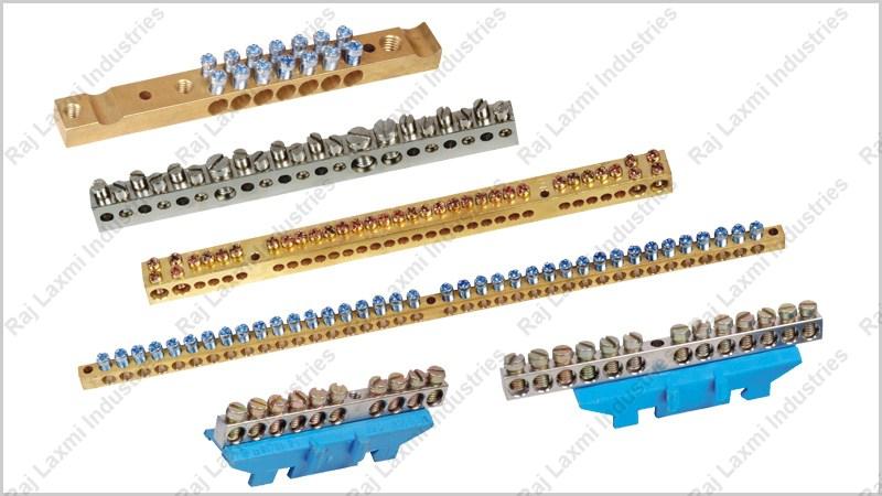 Brass Neutral Links Brass Neutral Link Brass Neutral Bar